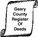 Geary County Register of Deeds