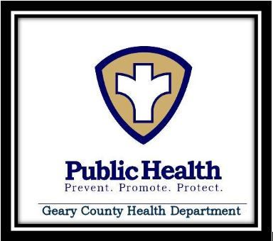 Geary County Health Department Logo