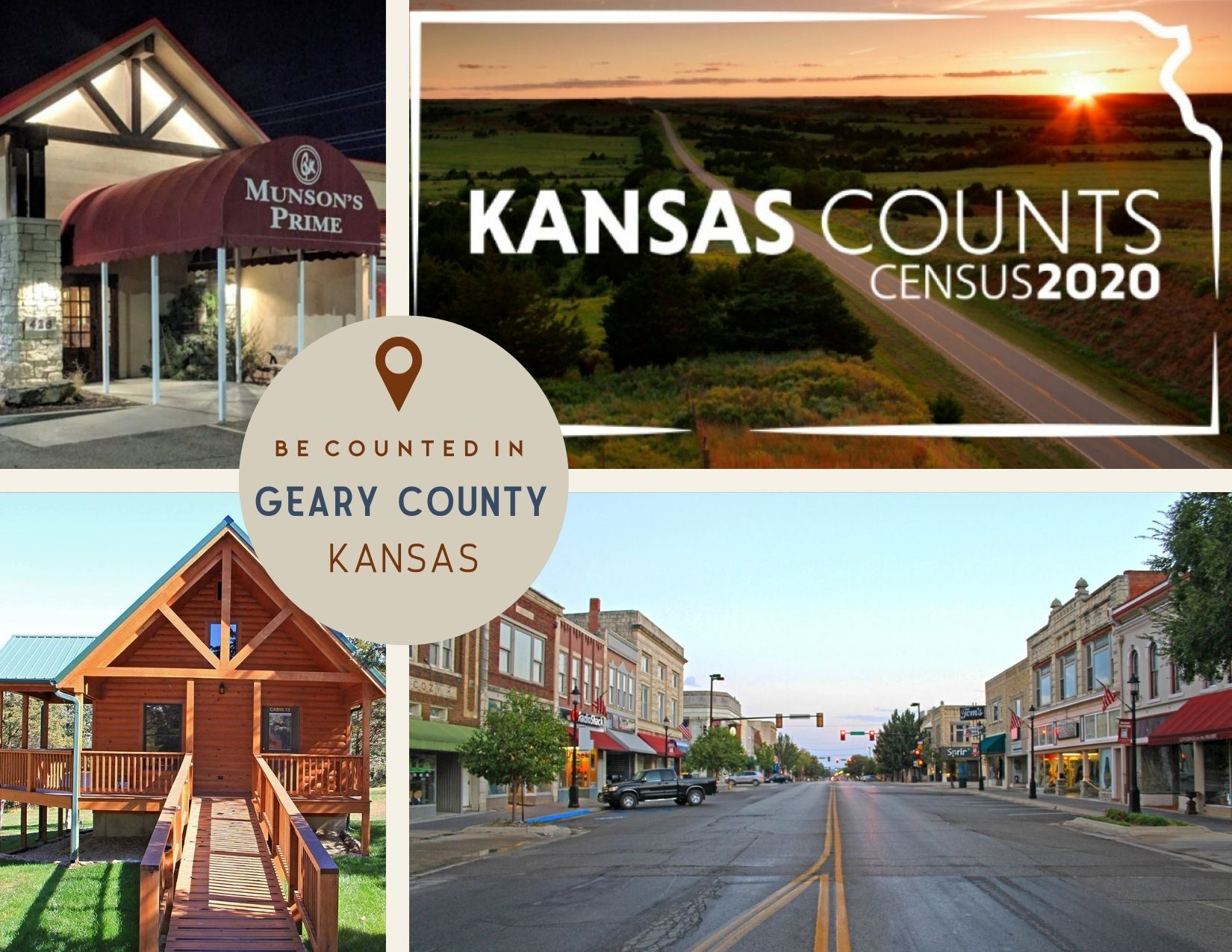 Geary County Census 2020