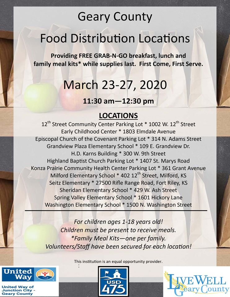 GE CO Food Distribution